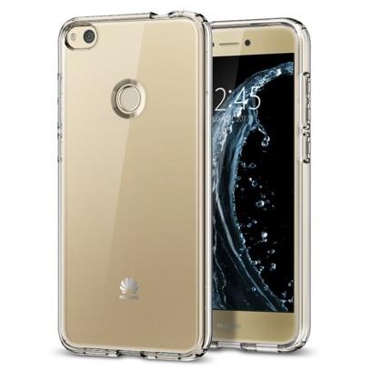 Spigen Liquid Crystal żelowe etui elastyczny pokrowiec Huawei P9 Lite 2017    P8 Lite 2017   Honor 8 Lite   Nova Lite przezroczysty (Crystal Clear) ... bd8c128894d0