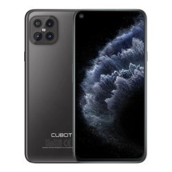 Cubot C30 8/128GB Dual Sim Czarny + Folia Hydrożelowa Rock Space Anti Blue