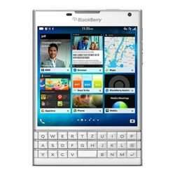 BLACKBERRY PASSPORT 32GB WHITE QWERTZ