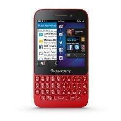 BLACKBERRY Q5 QWERTY PURE RED