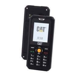 CATERPILLAR CAT B30 DUAL SIM BLACK