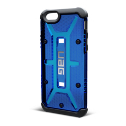 ETUI UAG URBAN ARMOR GEAR APPLE iPHONE 6 6S BLUE