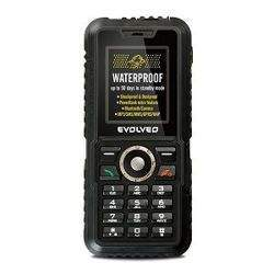 EVOLVEO STRONGPHONE ACCU BLACK