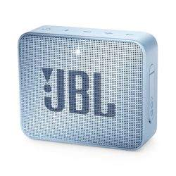 JBL GO 2 PORTABLE BLUETOOTH ICECUBE CYAN