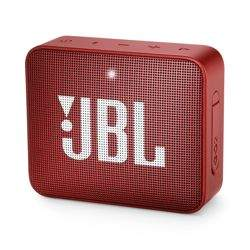 JBL GO 2 PORTABLE BLUETOOTH RUBY RED