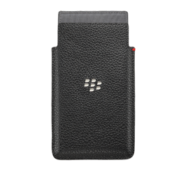 ORYGINALNE ETUI LEATHER POCKET BLACKBERRY LEAP BLACK