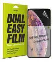 Ringke Dual Easy Film 2x łatwa w przyklejeniu folia iPhone 11 Pro / iPhone XS / X (ESAP0004)