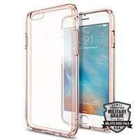 SPIGEN ULTRA HYBRID IPHONE 6/6S (4.7) ROSE CRYSTAL