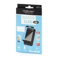 SZKŁO MYSCREEN DIAMOND EDGE APPLE IPHONE X BLACK