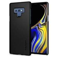 Spigen Thin Fit ultracienkie etui pokrowiec Samsung Galaxy Note 9 N960 czarny (Black)
