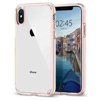 Spigen Ultra Hybrid Iphone X/Xs Rose Crystal