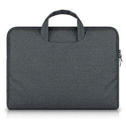 TECH-PROTECT BRIEFCASE MACBOOK 12/AIR 11 DARK GREY