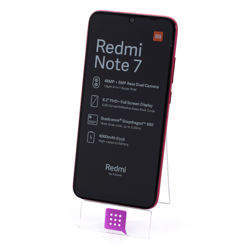 XIAOMI REDMI NOTE 7 128GB DUAL SIM RED