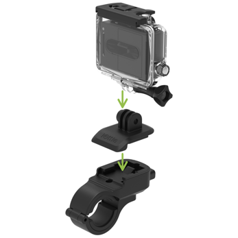 ADAPTER NA GOPRO DO UCHWYTU iOTTIE BAR & BIKE