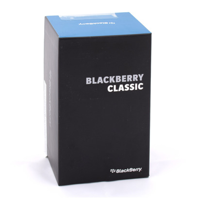 BLACKBERRY Q20 CLASSIC QWERTY BLUE
