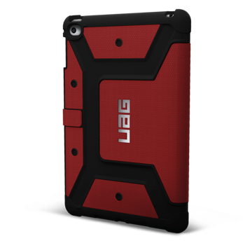 ETUI UAG URBAN ARMOR GEAR APPLE IPAD MINI 4 RED