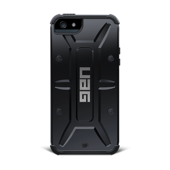 ETUI UAG URBAN ARMOR GEAR APPLE iPHONE 5 5S SE BLACK