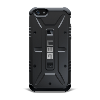 ETUI UAG URBAN ARMOR GEAR APPLE iPHONE 6 6S BLACK
