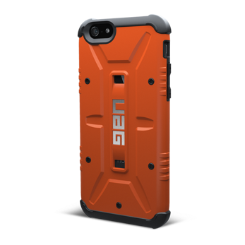 ETUI UAG URBAN ARMOR GEAR APPLE iPHONE 6 6S ORANGE