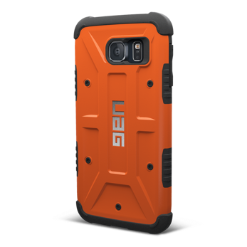 ETUI UAG URBAN ARMOR GEAR SAMSUNG G920F GALAXY S6 ORANGE