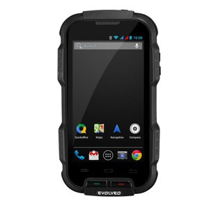 EVOLVEO STRONGPHONE Q4 4500mAh BLACK