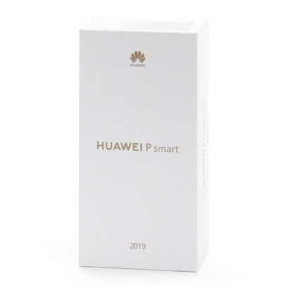 HUAWEI P SMART 2019 64GB DUAL SIM BLACK