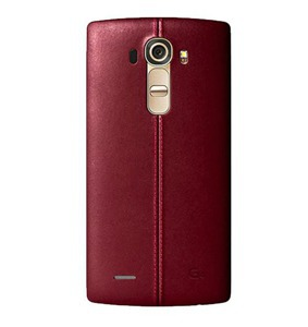 LG H815 G4 LEATHER RED
