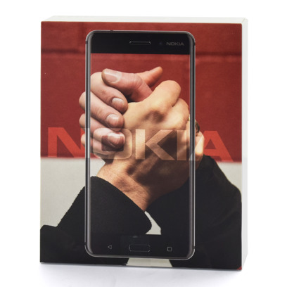 NOKIA 6 TA-1033 SINGLE SIM 3GB RAM SILVER