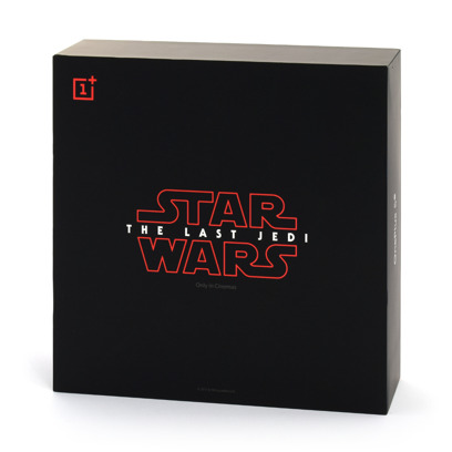 ONEPLUS 5T STAR WARS LIMITED EDITION DUAL SIM 128GB SANDSTONE WHITE
