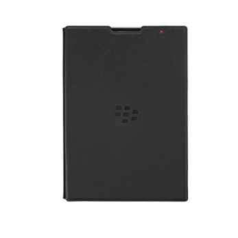 ORYGINALNE ETUI LEATHER FLIP CASE BLACKBERRY PASSPORT BLACK