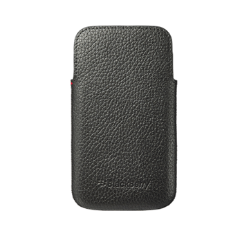 ORYGINALNE ETUI LEATHER POCKET BLACKBERRY Q20 CLASSIC BLACK