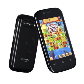 OVERMAX VERTIS 3511 YOU DUAL SIM BLACK