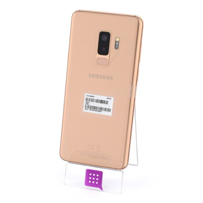 SAMSUNG G965F GALAXY S9+ 64GB OP GOLD