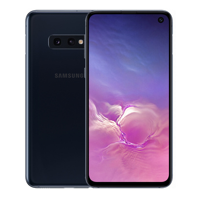 SAMSUNG G970 GALAXY S10E 128GB DUAL SIM BLACK