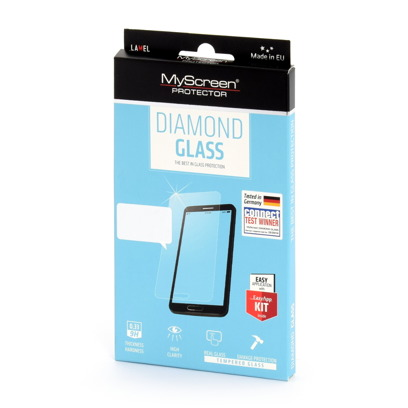 SZKŁO HARTOWANE MYSCREEN DIAMOND GLASS APPLE iPHONE 6 6S 4.7